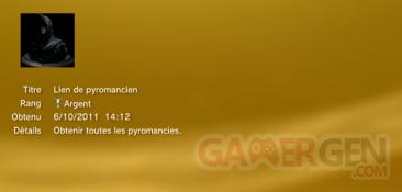 DARK SOULS trophées ARGENT  3