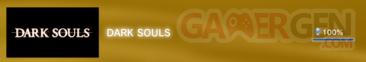 DARK SOULS trophées FULL 1