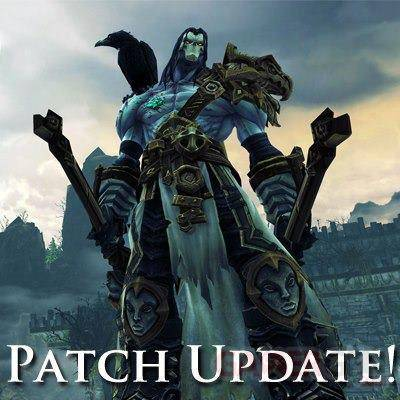 Darksiders II patch bug