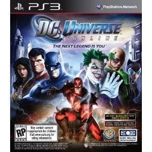 DC Universe Jaquette