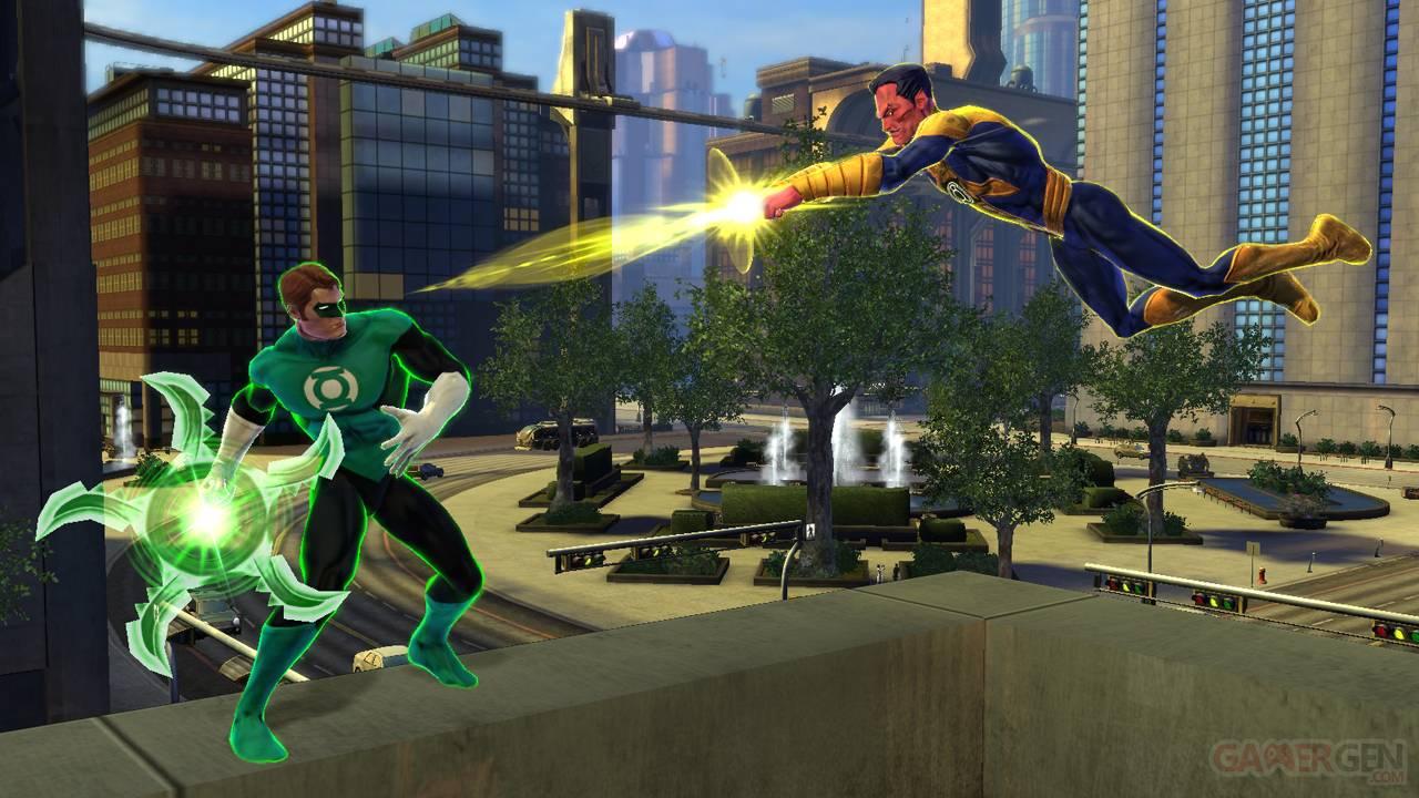 DC Universe Online Green Lantern 2