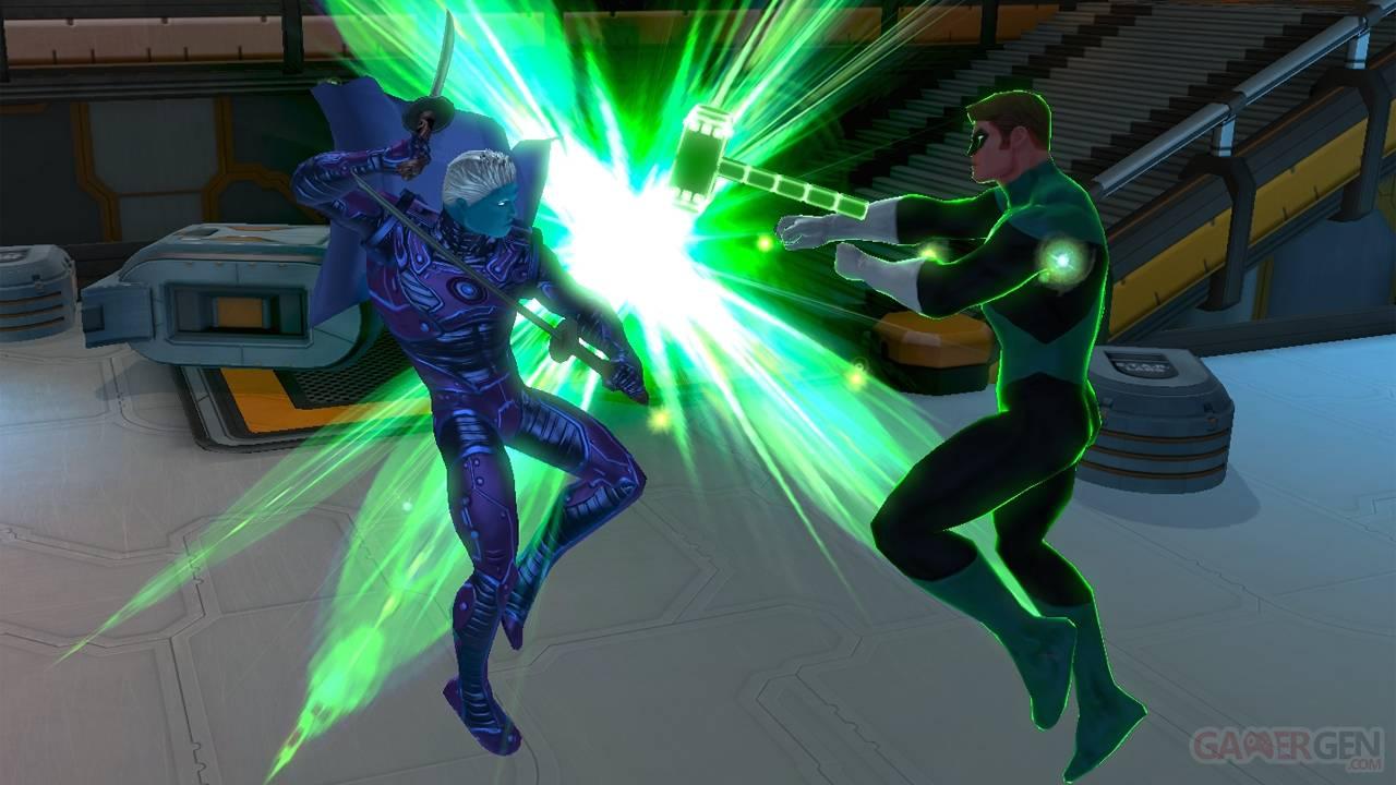 DC Universe Online Green Lantern 5
