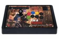 Dead or Alive 5 stick arcade Hori 001