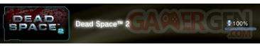 Dead Space 2 PS3 trophées FULL 1