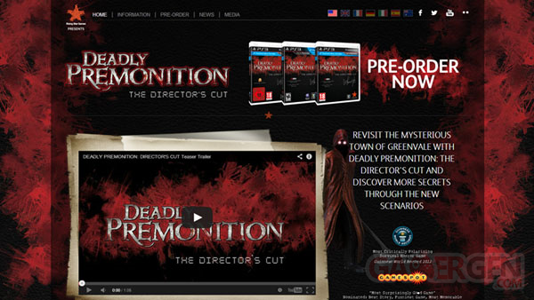 Deadly Premonition The Director's Cut screenshot 14032013