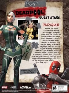 Deadpool Rogue image screenshot