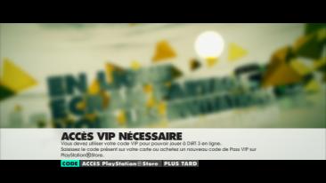 DIRT 3 Online Pass 08
