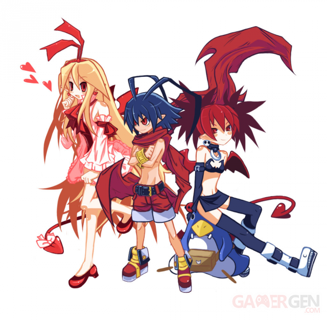 Disgaea D2 screenshot 18012013 001