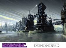 dishonored_ affiche