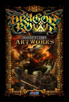 Dragon's Crown artbook artwork 09.08.2013 (2)