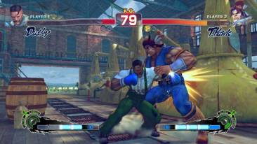 Dudley Super Street Fighter IV Capcom ultra combo  2