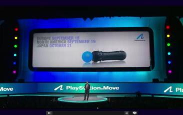 E3 2010 Conference Sony Screenshots Capture Ecran Conference Sony E3 2010 2010-06-15 ˆ 21.47.27