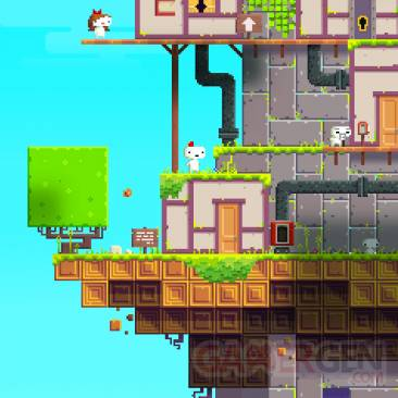 FEZ image screenshot