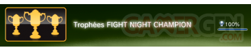 Fight Night Champion - Trophées - FULL - 1