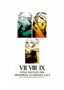 Final Fantasy 25th Memorial Ultimania 2