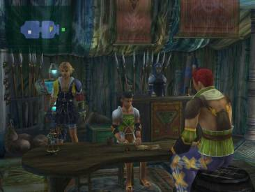 Final Fantasy X HD remake screenshot 2011-09-24