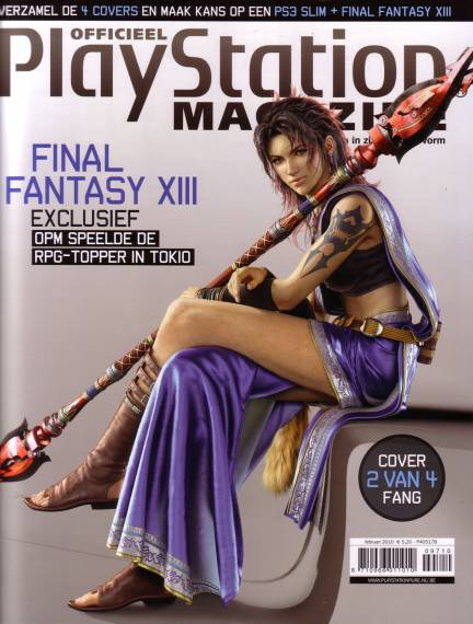 Final Fantasy XIII Scans opsm1