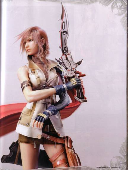 Final Fantasy XIII Scans opsm3