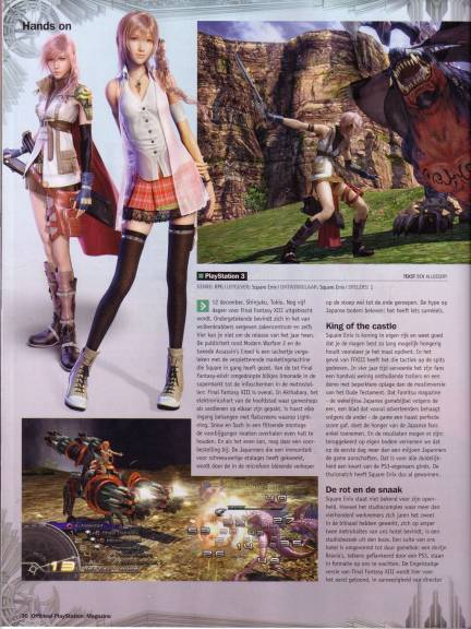 Final Fantasy XIII Scans opsm4