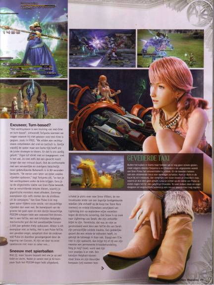 Final Fantasy XIII Scans opsm7