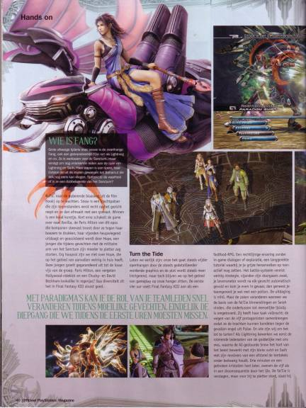 Final Fantasy XIII Scans opsm8