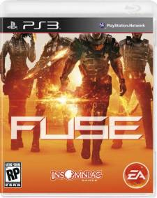 Fuse jaquette PS3