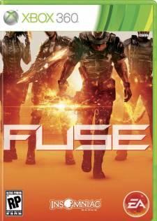 Fuse jaquette Xbox 360