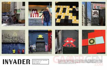 Games stories Invader