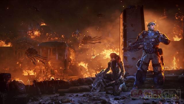 Gears of War Judgment image screenshot
