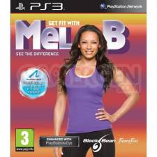 get fit with mel B jaquette