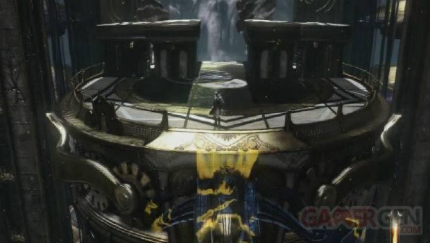 god of war ascension defi archimede