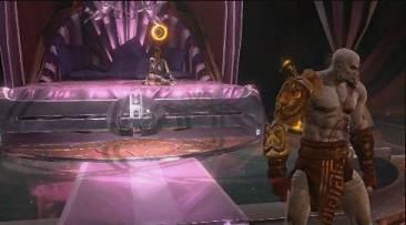 God Of War III 3 Santa Monica scène QTE Sex sexe Kratos  12
