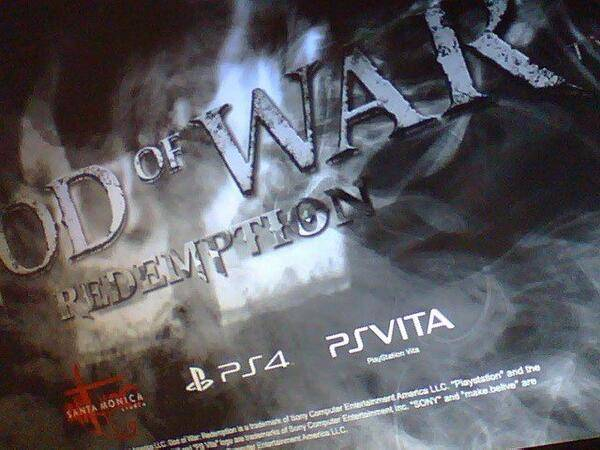 god of war redemption ps4 psvita affiche 001