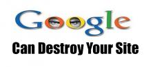 google can destroy