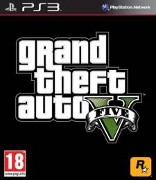 grand theft auto 5 gta v jaquette ps3