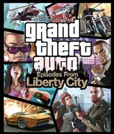 GTA Episode Liverty City Cover