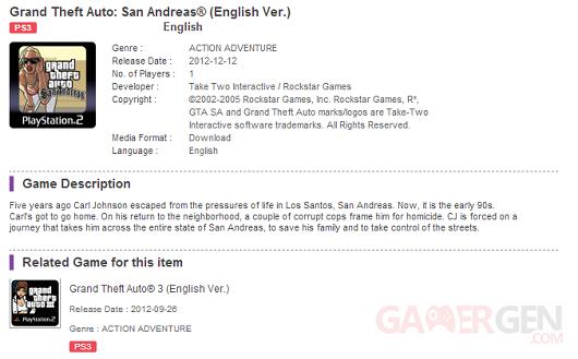 GTA San Andreas images screenshots