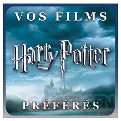 Harry Potter movie Store Video