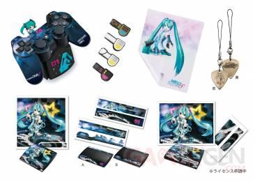 Hatsune Miku Project Diva F accessoire