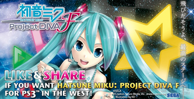 Hatsune Miku Project Diva F screenshot 07032013