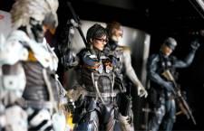 Hideo Kojima figurine ninja cyborg konami square enix  02