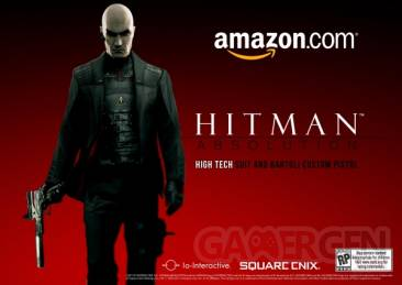 Hitman Absolution bonus précommande 002
