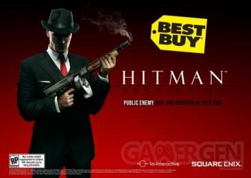 Hitman Absolution bonus précommande 003