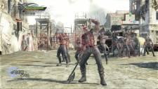 Hokuto Musô Comparaison Visuel PS3 Xbox 360 11