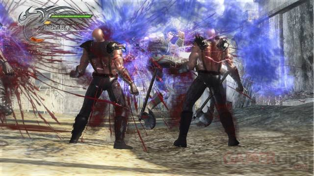 Hokuto Musô Fist of the North Star  Ken's Rage PS3 Xbox 360 Test (15)