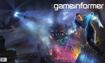 inFamous-2-couverture-gameinformer-2