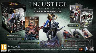 Injustice collector images screenshots 0005