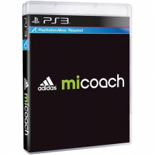 Jaquette Adidas miCoach ps3