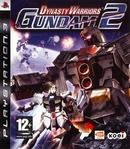 jaquette : Dynasty Warriors : Gundam 2