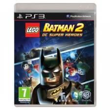 Jaquette LEGO Batman 2